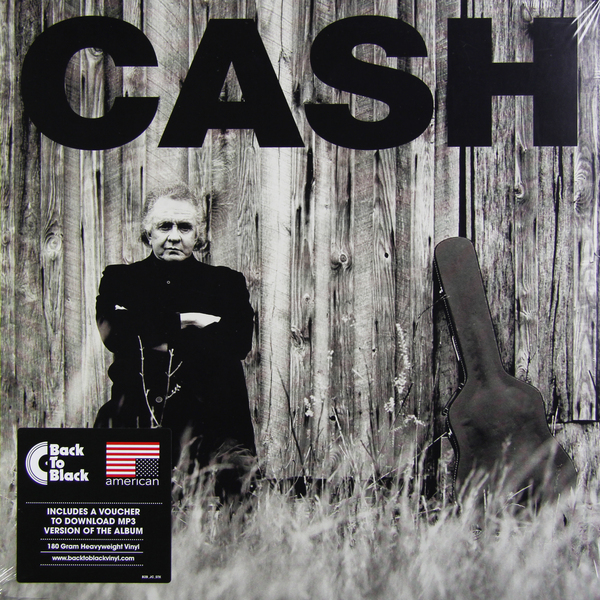 Johnny Cash Johnny Cash - American Ii: Unchained (180 Gr) виниловые пластинки johnny cash the sound of 180 gram