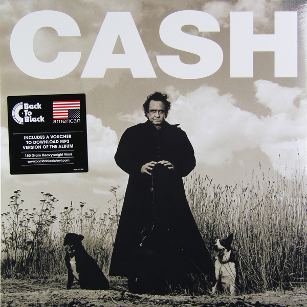 Johnny Cash Johnny Cash - American Recordings (180 Gr) виниловые пластинки johnny cash the sound of 180 gram