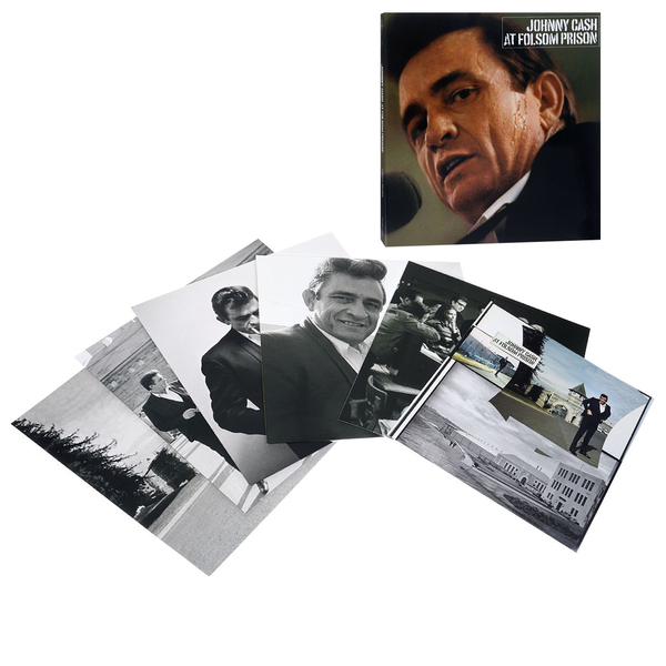 Johnny Cash Johnny Cash - At Folsom Prison (legacy Edition) (50th Anniversary) (5 LP)