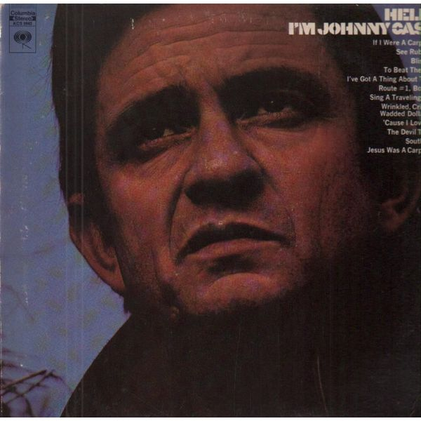 Johnny Cash Johnny Cash - Hello, I'm Johnny Cash цена
