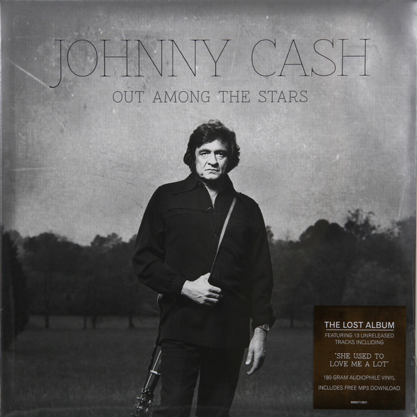 Johnny Cash Johnny Cash - Out Among The Stars (180 Gr) cd johnny cash out among the stars