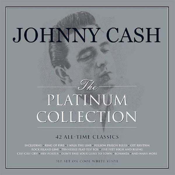 Johnny Cash - The Platinum Collection (180 Gr, 3 Lp, Colour)