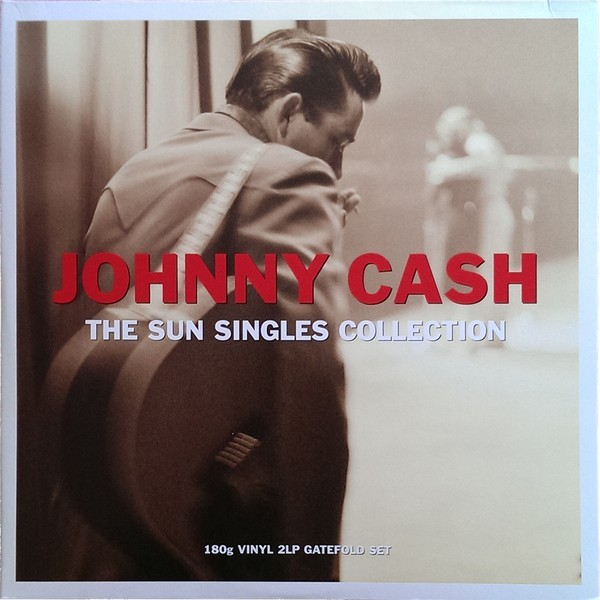 Johnny Cash - The Sun Singles (2 LP)
