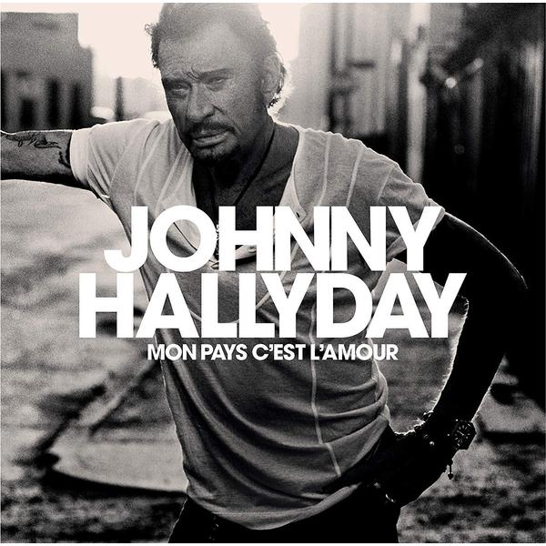 Johnny Hallyday Johnny Hallyday - Mon Pays C'est L'amour (180 Gr, Colour) johnny