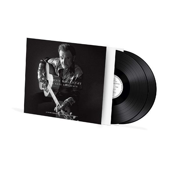 Johnny Hallyday Johnny Hallyday - Son Reve Americain - La Bande Originale Du Film A Nos Promesses (180 Gr, 2 LP) son volt son volt live at the bottom line 2 12 96 2 lp 180 gr