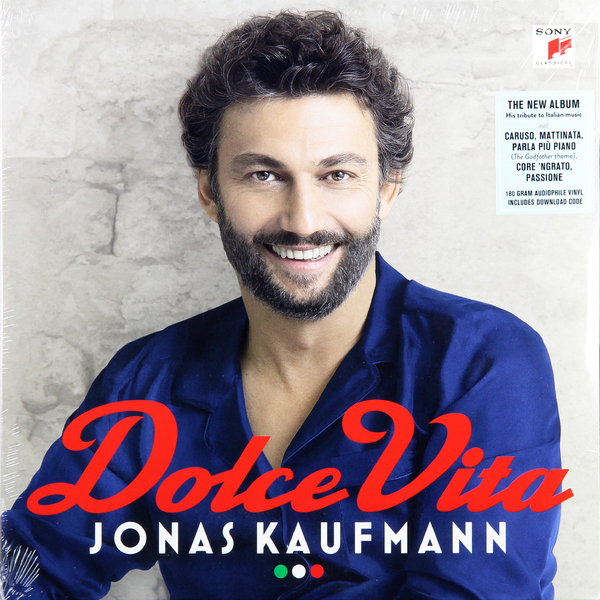 Jonas Kaufmann - Dolce Vita (2 Lp, 180 Gr)