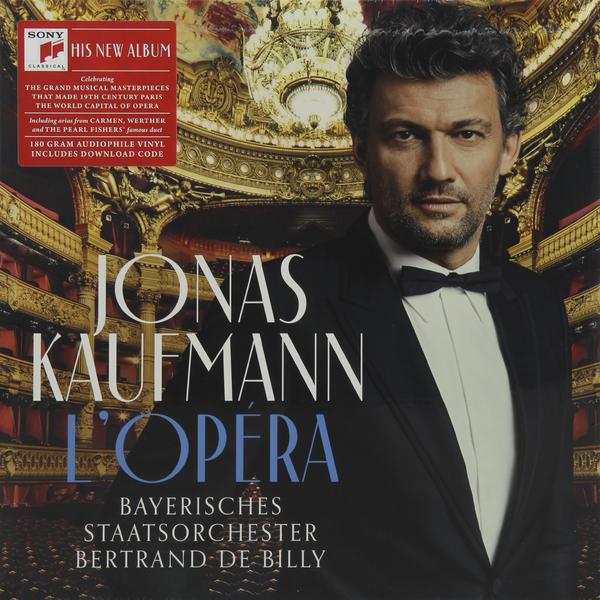 Jonas Kaufmann - Lopera (2 Lp, 180 Gr)