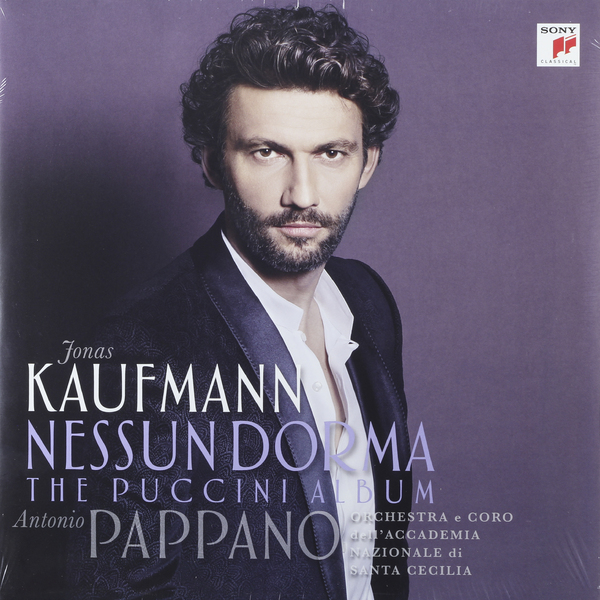 лучшая цена Jonas Kaufmann Jonas Kaufmann - Nessun Dorma - The Puccini Album (2 LP)