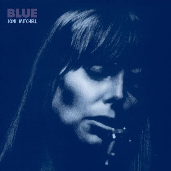 Joni Mitchell Joni Mitchell - Blue (colour) adrian mitchell houdini