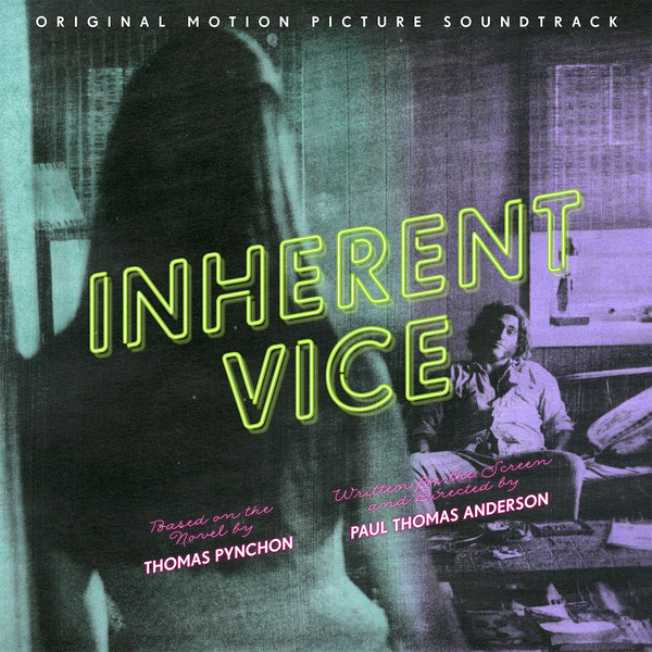 Jonny Greenwood Jonny Greenwood - Inherent Vice (2 LP) органайзер детcкий myorganizer greenwood 1183226
