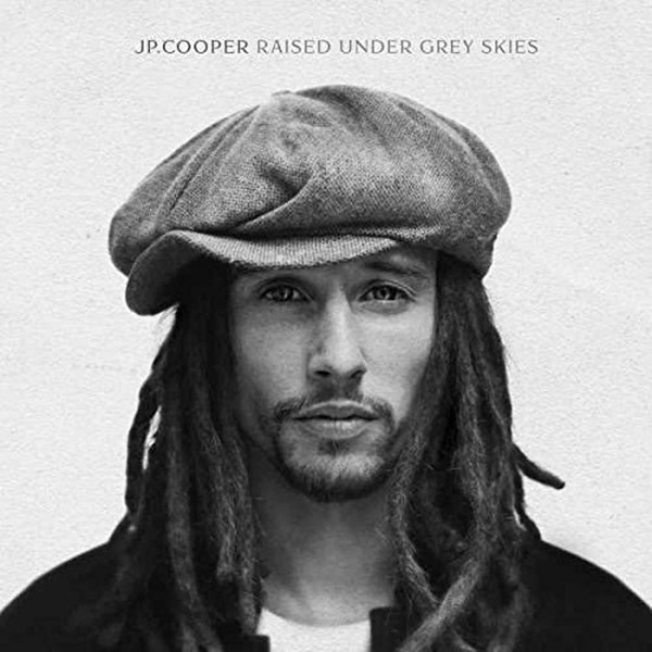 Jp Cooper Jp Cooper - Raised Under Grey Skies 1 pair car led lights 12 24v drl head lights 8w turn light strip