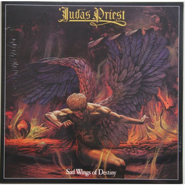 Judas Priest Judas Priest-sad Wings Of Destiny dear judas reissue 9 87 paper
