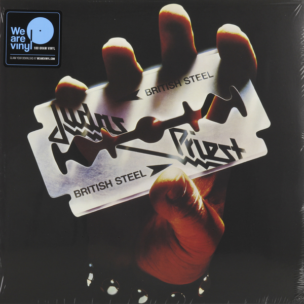 Judas Priest Judas Priest - British Steel (180 Gr) printio толстовка с полной запечаткой judas priest