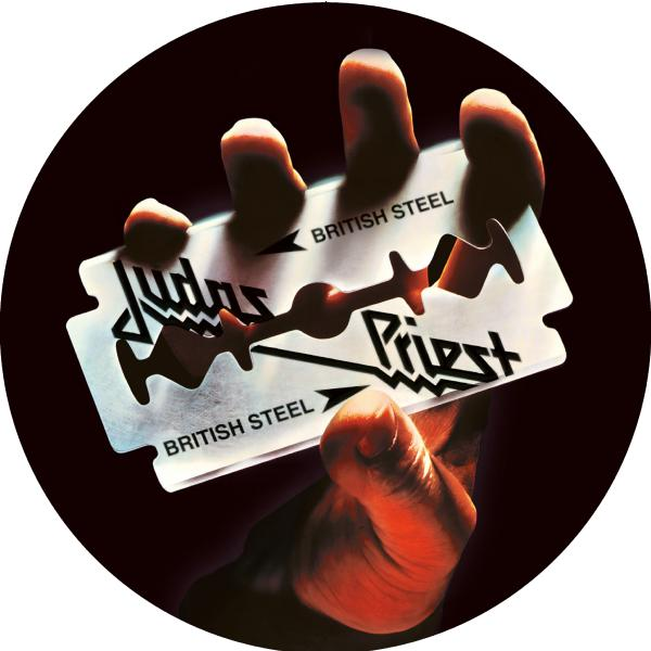 Judas Priest - British Steel (colour, 2 LP) (уценённый Товар)