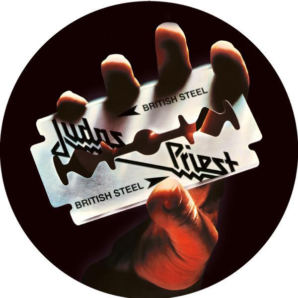 Judas Priest Judas Priest - British Steel (colour, 2 LP) judas priest judas priest sin after sin
