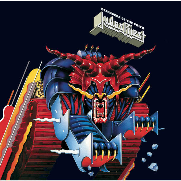 Judas Priest Judas Priest - Defenders Of The Faith (180 Gr) фото