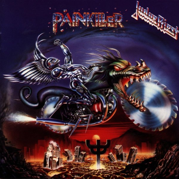Judas Priest Judas Priest - Painkiller (180 Gr) dear judas reissue 9 87 paper