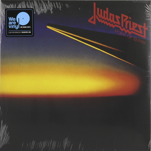 Judas Priest Judas Priest - Point Of Entry (180 Gr) judas priest battle cry