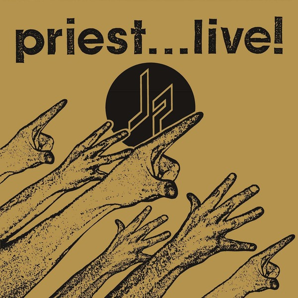 Judas Priest Judas Priest - Priest...live! (2 Lp, 180 Gr) printio толстовка с полной запечаткой judas priest