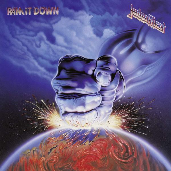 Judas Priest Judas Priest - Ram It Down (180 Gr) judas priest battle cry