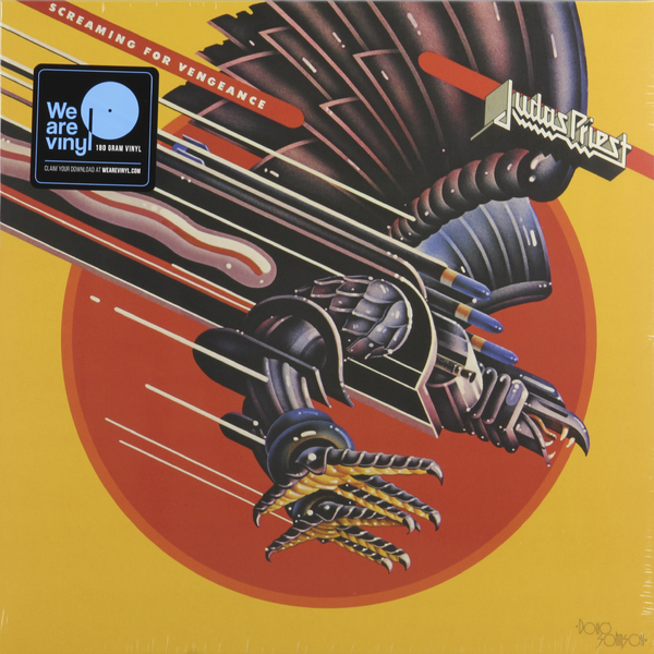 Judas Priest Judas Priest - Screaming For Vengeance цена