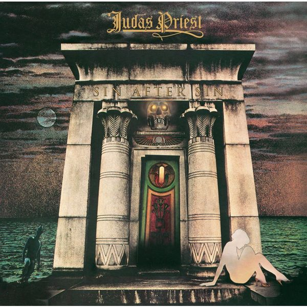Judas Priest Judas Priest - Sin After Sin dear judas reissue 9 87 paper