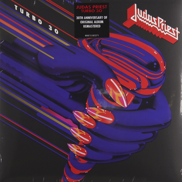 Judas Priest Judas Priest - Turbo цена