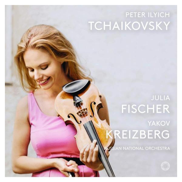 Tchaikovsky TchaikovskyJulia Fischer - : Violin Concerto, Serenade Melancolique (2 LP) (уценённый Товар) brahms brahmsitzhak perlman violin concerto