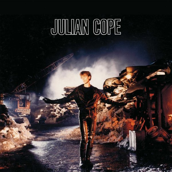 Julian Cope Julian Cope - Saint Julian бейсболка truespin truespin 3 royal red o s