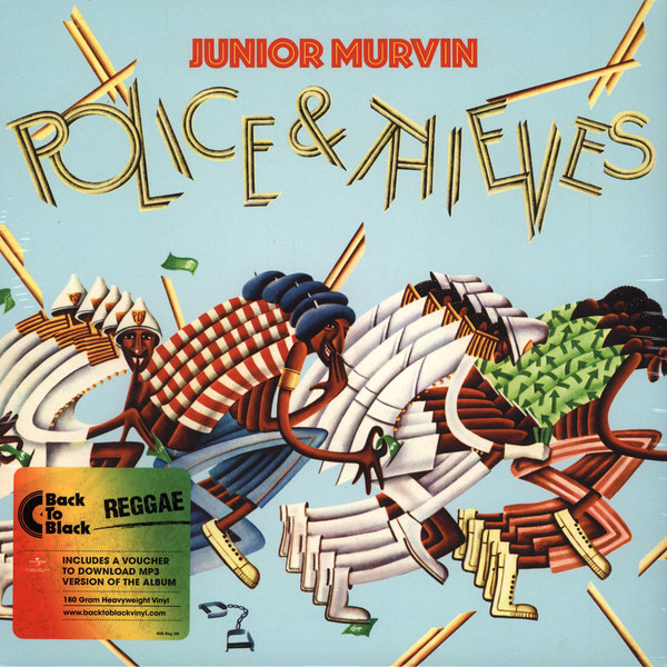 Junior Murvin Junior Murvin - Police And Thieves sw honor among thieves
