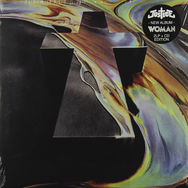 Justice Justice - Woman (2 Lp + Cd) christmas lp cd