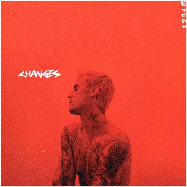 Justin Bieber - Changes (colour, 2 LP)