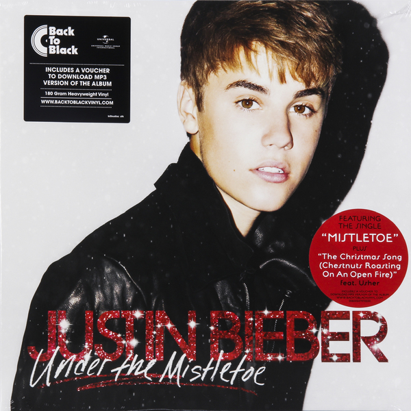 Justin Bieber Justin Bieber - Under The Mistletoe (180 Gr) justin pettit the final frontier e