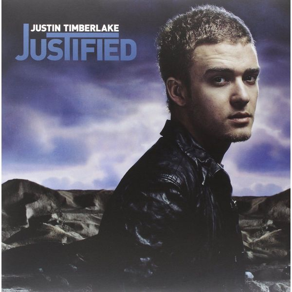 Justin Timberlake - Justified (2 LP)