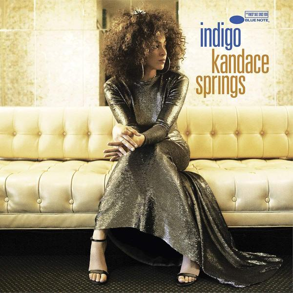 Kandace Springs Kandace Springs - Indigo dhl free shipping brand new rear right air suspension springs air springs air bag for bmw car e39