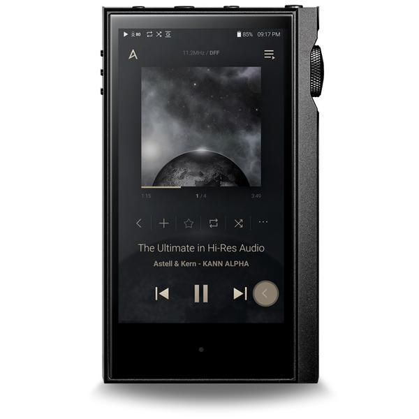 Портативный Hi-Fi плеер Astell&Kern KANN ALPHA 64Gb Onyx Black