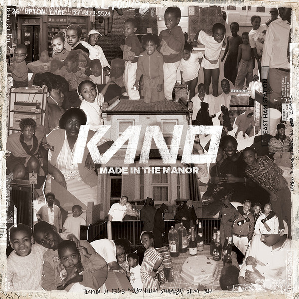 KANO KANO - Made In The Manor (2 Lp, 180 Gr) guano apes guano apes proud like a god 180 gr colour