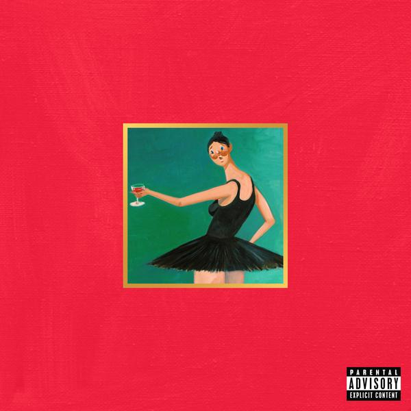 Kanye West - My Beautiful Dark Twisted Fantasy (3 LP)