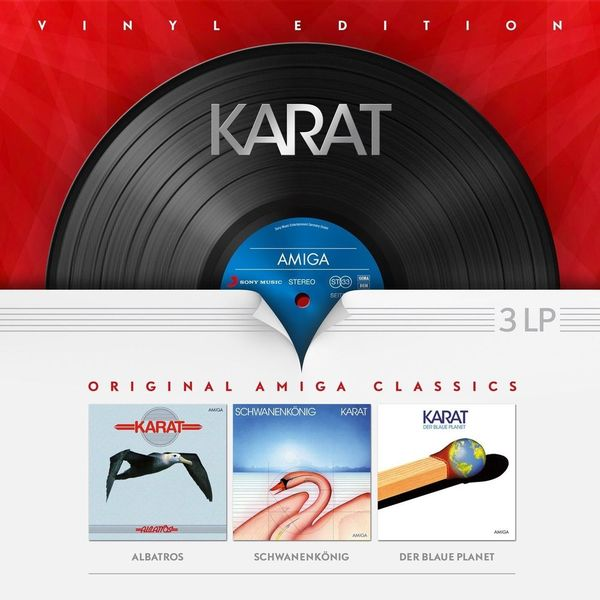 KARAT KARAT - Karat (3 Lp, 180 Gr) цена 2017