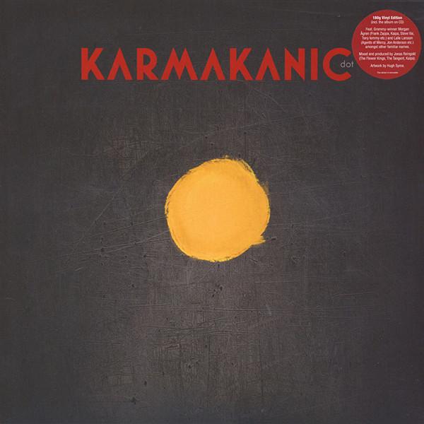 Karmakanic Karmakanic - Dot (lp+cd) partners lp cd