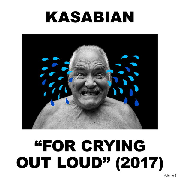 Kasabian Kasabian - For Crying Out Loud (lp 180 Gr + Cd) 110db loud security alarm siren horn speaker buzzer black red dc 6 16v