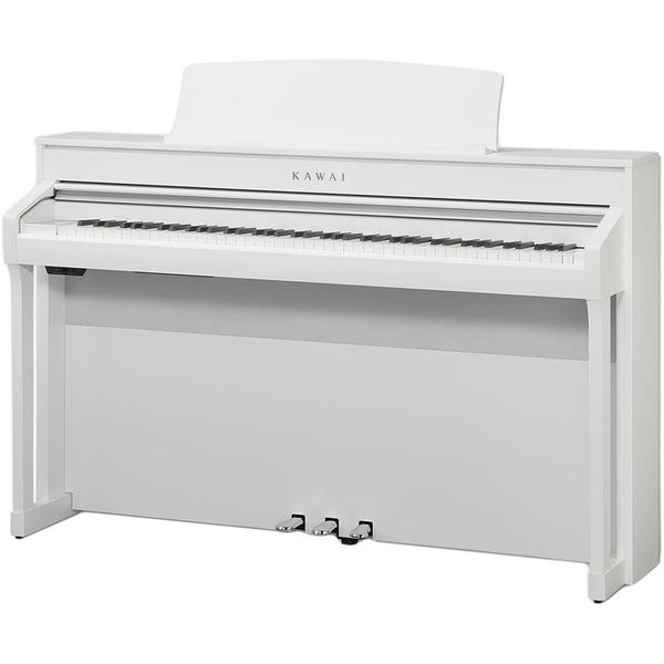Цифровое пианино Kawai CA 98 Satin White цифровое пианино kawai cn 37 white