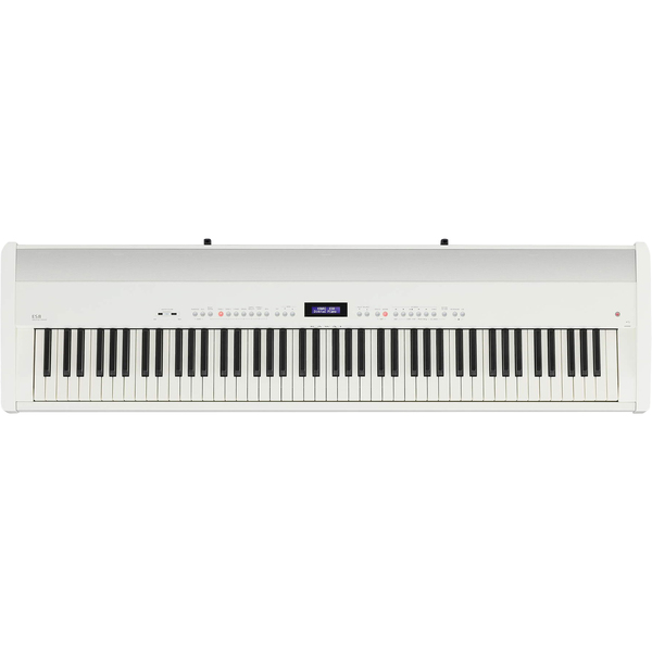 Цифровое пианино Kawai ES 8 White shdede white 8