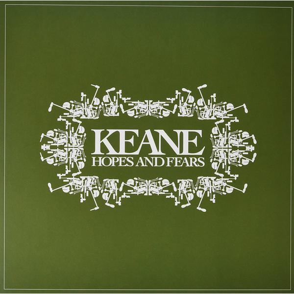 KEANE - Hopes And Fears (limited, Colour)
