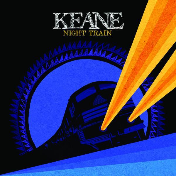 KEANE - Night Train (colour, 180 Gr) (уценённый Товар)