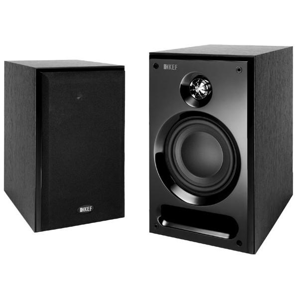 цена на Полочная акустика KEF C3 Black (уценённый товар)