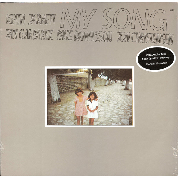 Keith Jarrett Keith Jarrett - My Song keith urban sydney