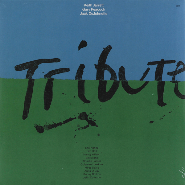 Keith Jarrett Keith Jarrett - Tribute (2 LP) keith urban sydney