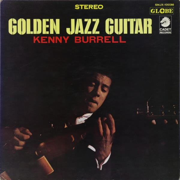 Kenny Burrell Kenny Burrell - Golden Jazz Guitar (japan Only. 1st Press) (винтаж) janette kenny captured and crowned