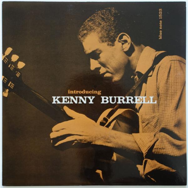 Kenny Burrell - Introducing